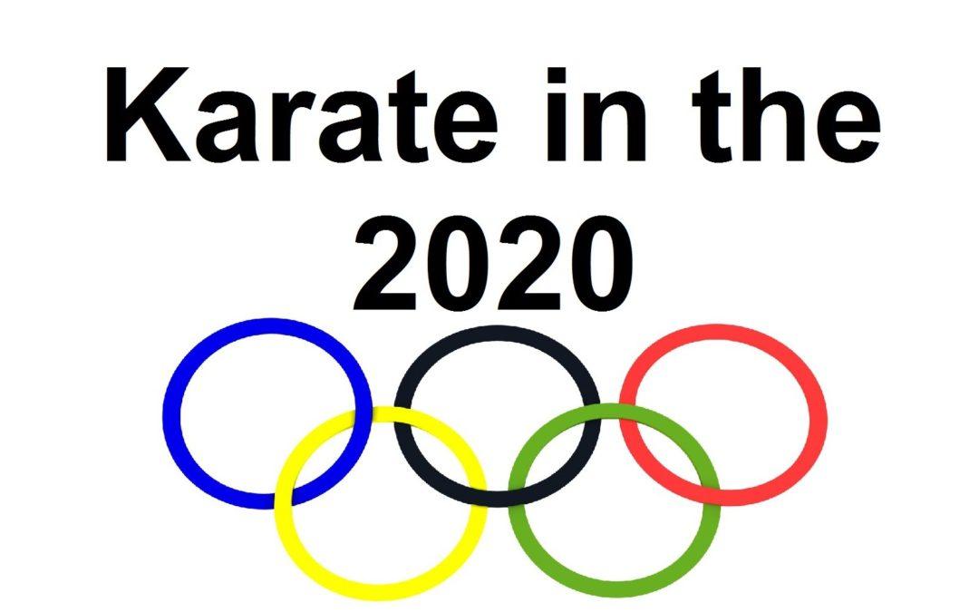 Karate na Olimpiadzie w Tokyo