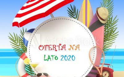 oferta  na lato 2020